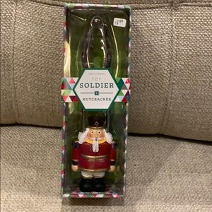 Christmas Toy Soldier Nutcracker for Nuts